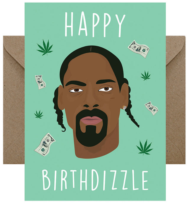 Snoop Dogg Birthdizzle