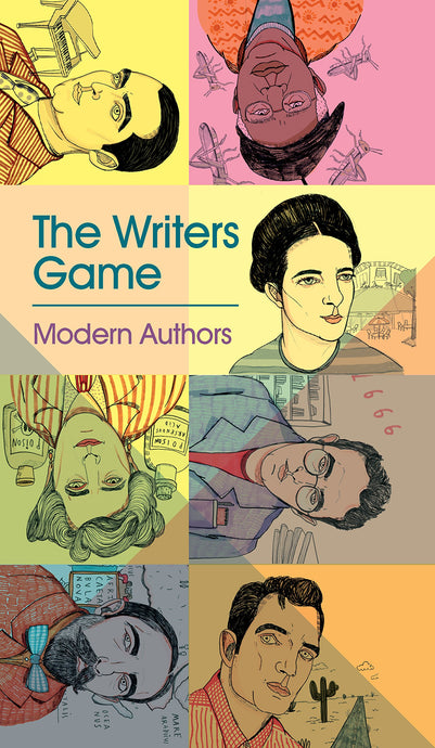 The Writers Game Modern Authors