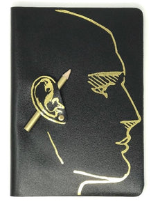 Ear journal black