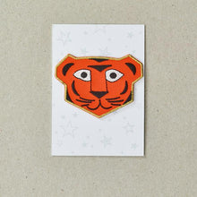 Load image into Gallery viewer, Tiger Iron on Patch