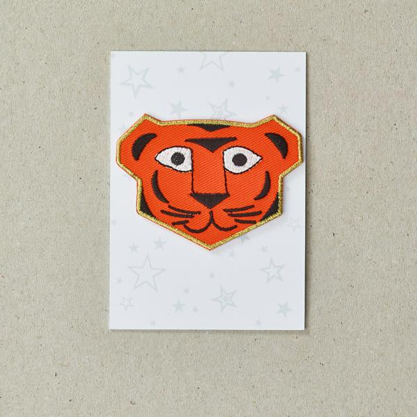 Tiger Iron on Patch