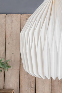Dome Natural Paper Lampshade