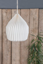 Load image into Gallery viewer, Dome Natural Paper Lampshade