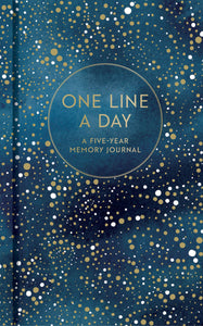 One Line a Day Celestial Journal