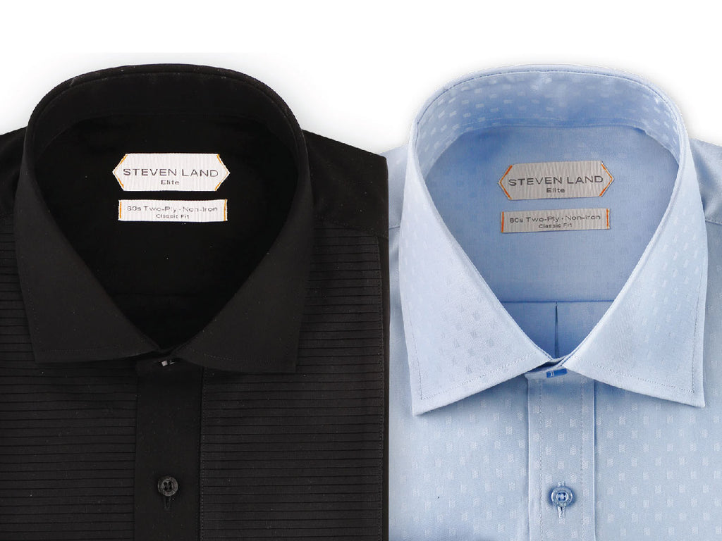 Elite Collection Dress Shirts