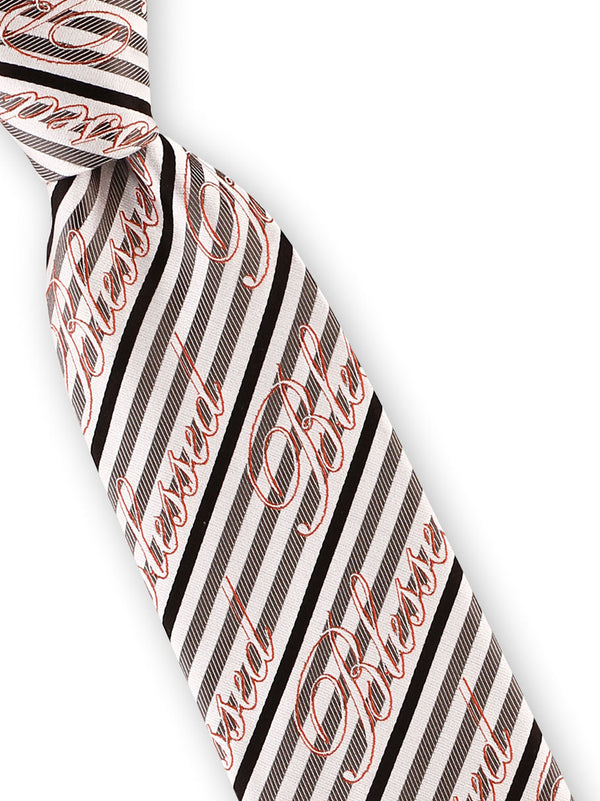 Steven Land | BLESSED Silk Tie | BW-221