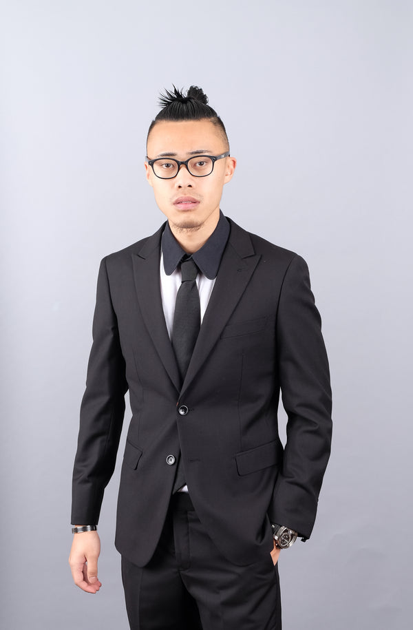Steven Land Suit  | Slim Fit | Dante SL77-001