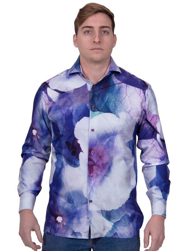 Brooklyn 1991 | In The Clouds Sport Shirt | RT-204