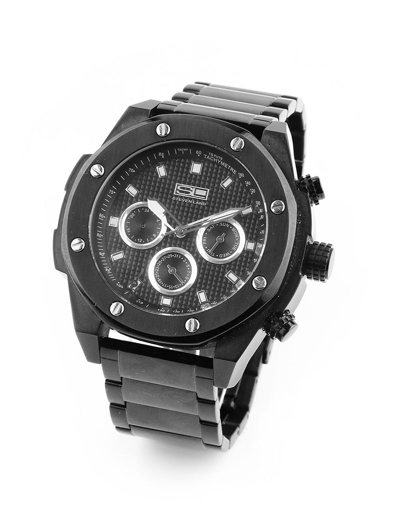 Steven Land Watch | Designer Edition | Royal Black Oak
