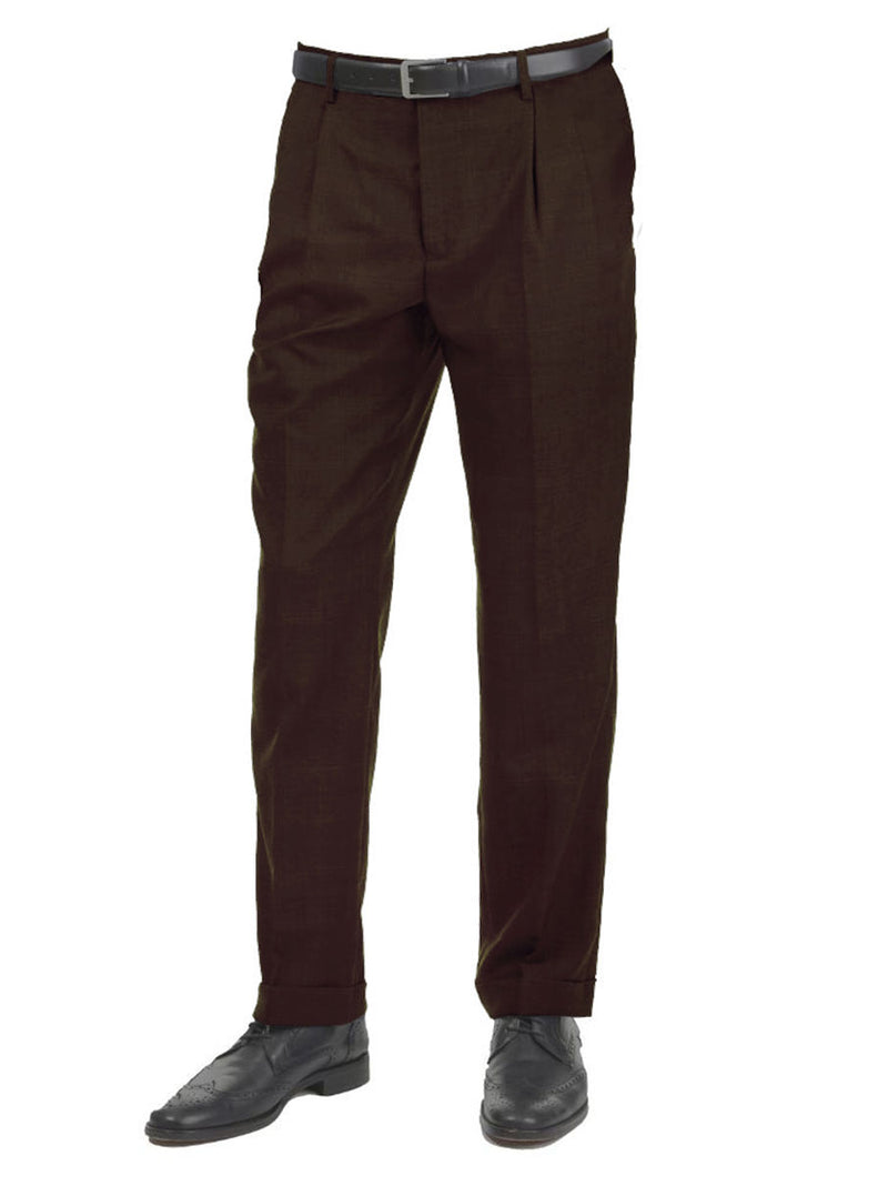Steven Land | Maxwell Pants | Dark Khaki