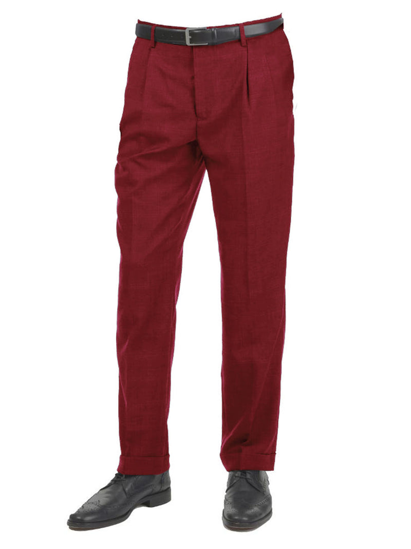 Steven Land | Maxwell Pants | Red