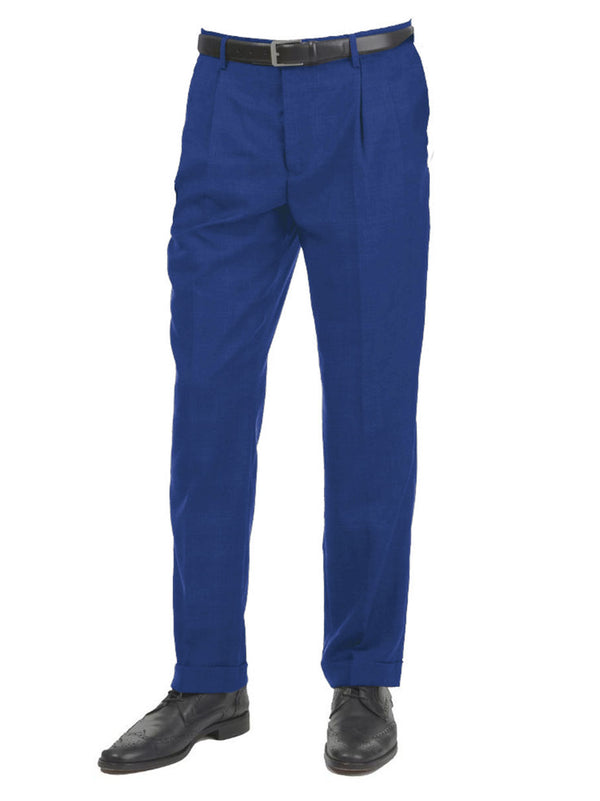 Steven Land | Maxwell Pants | Royal Blue