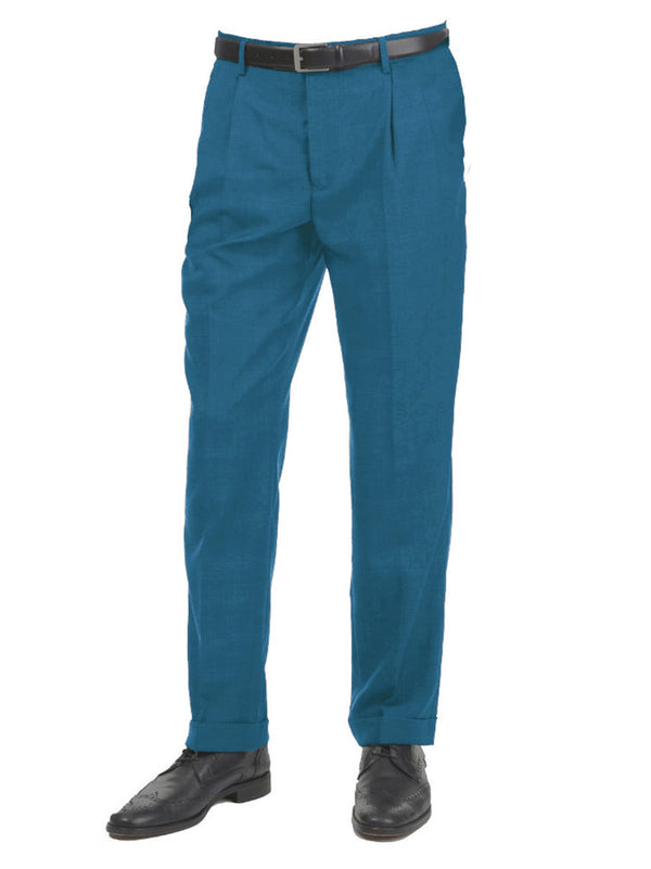 Steven Land | Maxwell Pants | Bleu de France