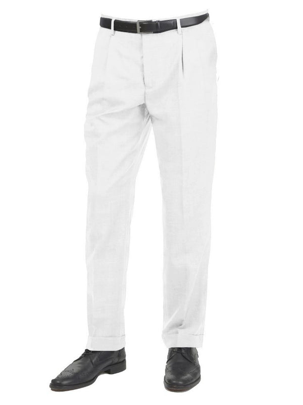 Steven Land | Maxwell Pants | Snow-White