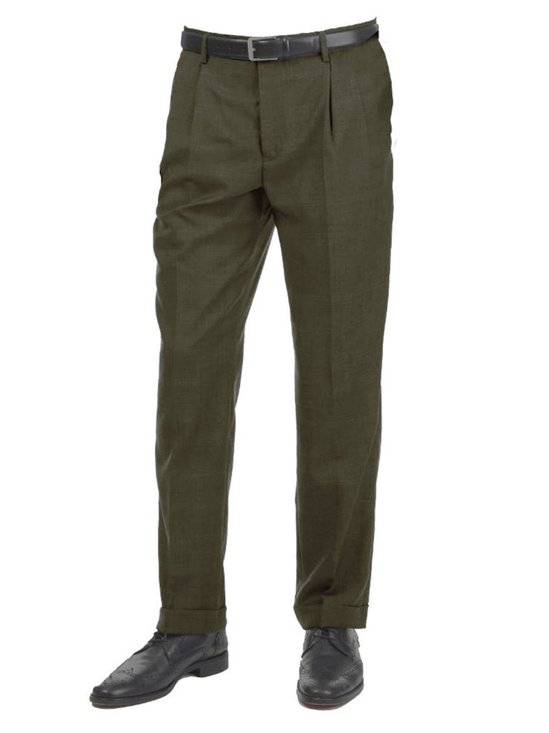 Steven Land | Maxwell Pants | Army Green