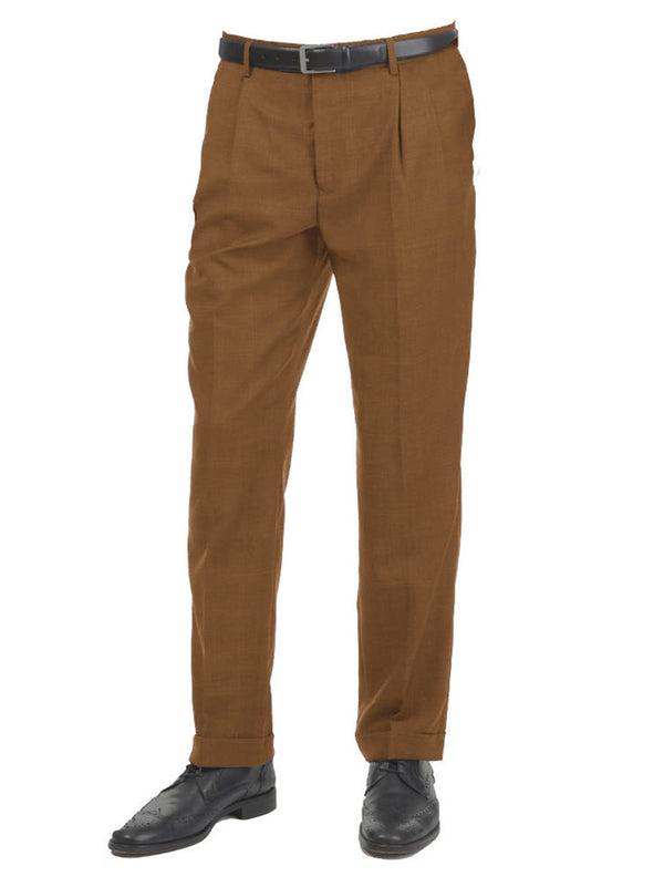 Steven Land | Maxwell Pants | Rust