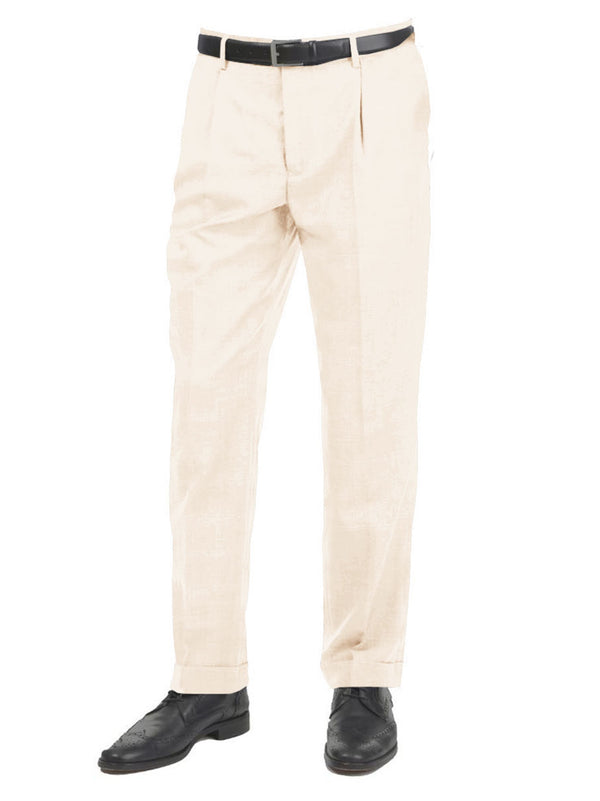 Steven Land | Maxwell Pants | Banana Cream