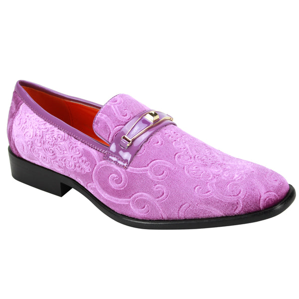 Steven Land Shoes | Versailles Loafer | Lilac