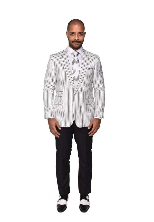Steven Land Suit | Classic Fit | 2 Piece Marino SL77-545