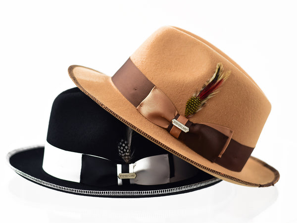 Steven Land Hats | Saverio Collection | Butterscotch