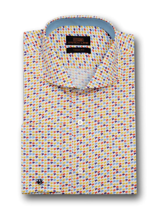Personality Dress Shirt | TA1712 | Multi