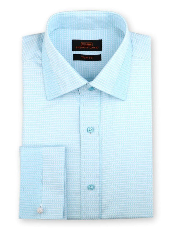 Steven Land | Luminous Reverse Edge Dress Shirt