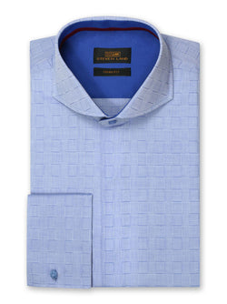 Dress Shirt | TA817 | Trim Fit | Wide Spread Collar |100% Cotton