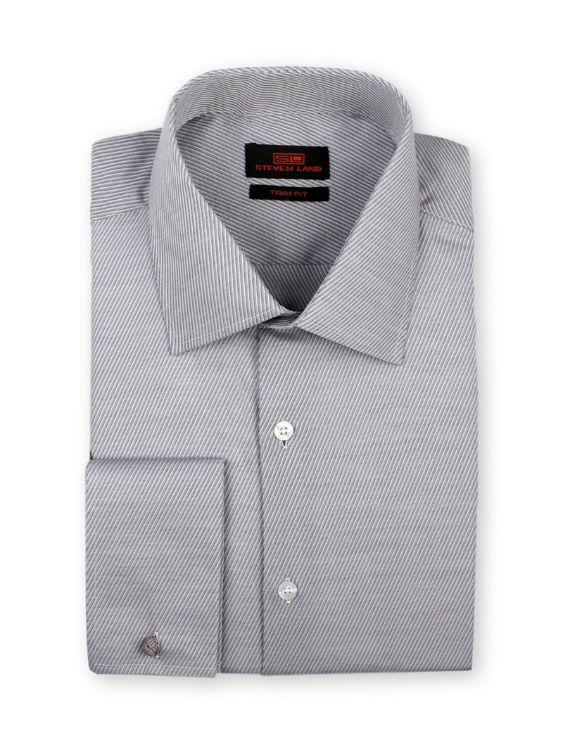 Dress Shirt | TF718 | Spread Collar | French Square Cuffs