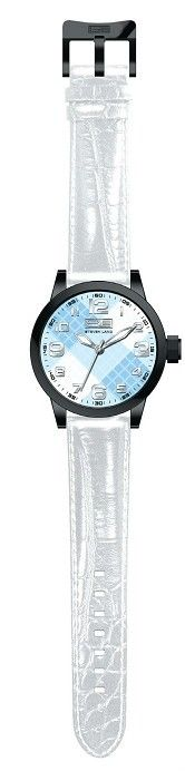 Steven Land Watch | Fashion Collection | Pearl Leather Strap | Summer Sleek