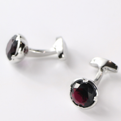 Steven Land Cufflinks  Style CF534  Color Multi