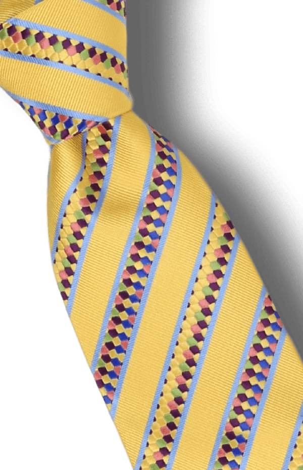 HD Collection | HD37 | Tie and Hanky Set
