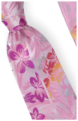 Tie and Hanky Set | 100% silk | Big-Knot | W765