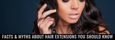 Hair Extension Myths