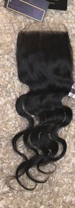 Peruvian Glam Wave Closure