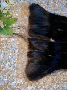Brazilian Natural Straight Frontal