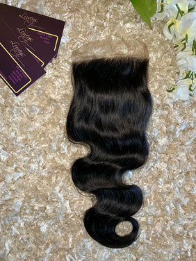 Brazilian Glam Wave Closure