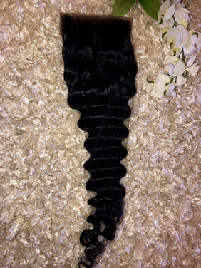 Brazilian Exotic Wave Closure