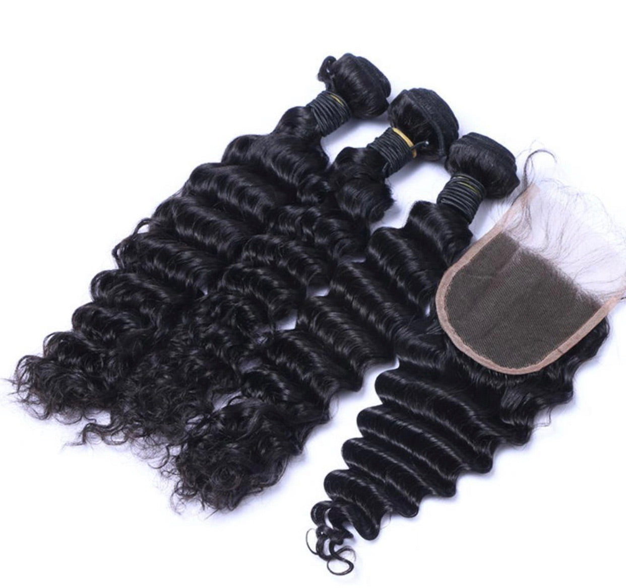 Brazilian Exotic Wave Bundles w/Closure