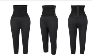 2 In 1 High Waist Leggings (AVAILABLE IN PLUS)