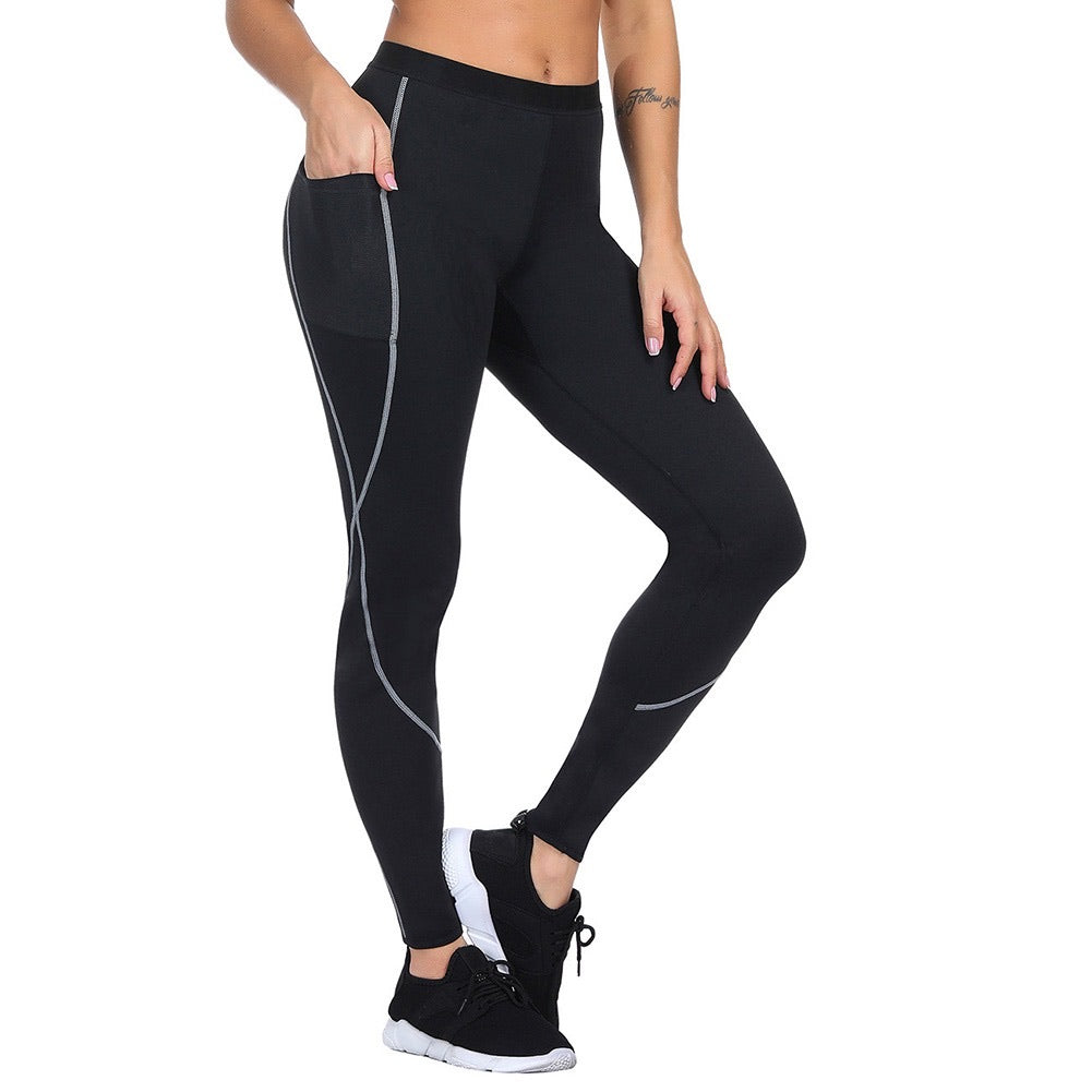 Cosmic Swirl Workout Pants