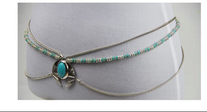 Goddess Turquoise Belly Chain