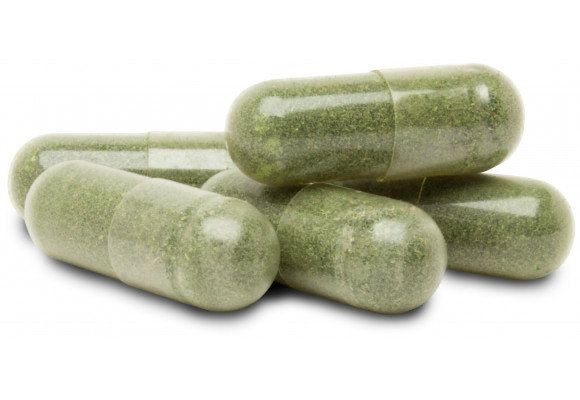 Sea Moss Capsules Sample