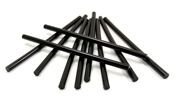 PolyTac Polyamide Hot Melt Glue Sticks - Available in Black or Amber