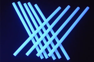 Black Light Hot Melt Glue Sticks - UV Reactive Tracer