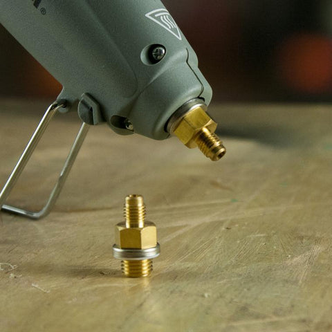 Check Valve - Nozzle Assembly For Hot Melt Glue Gun