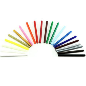 Colored Hot Melt Glue Sticks