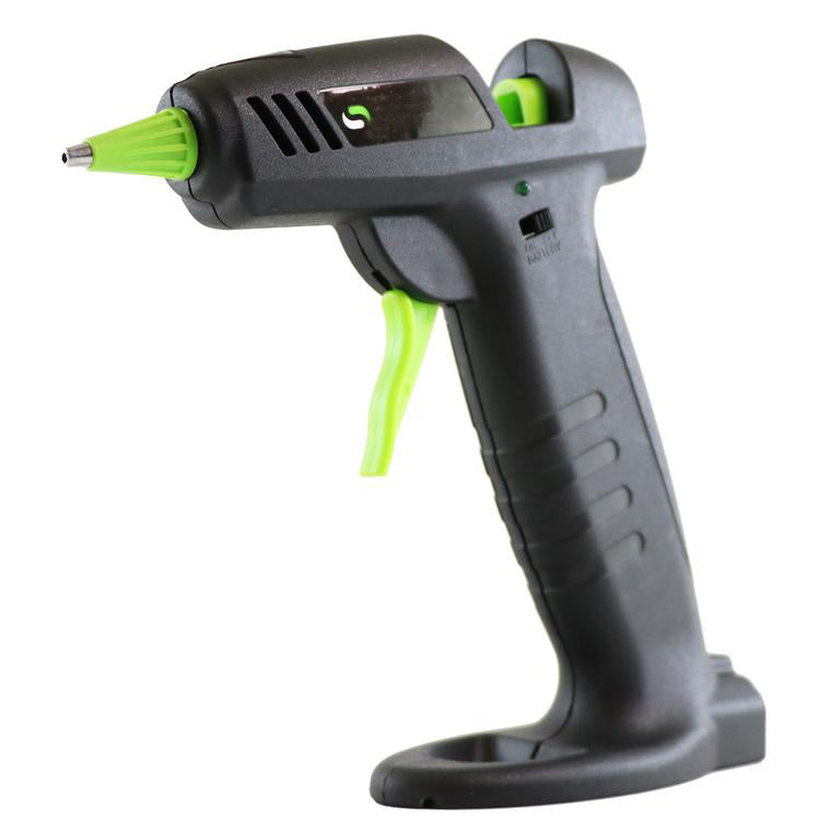 Cordless Hybrid Mini Hot Melt Glue Gun