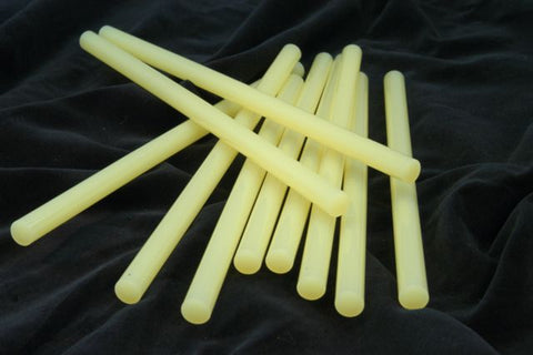 Low Temperature Packaging Glue Sticks - For Foam, Corrugated Cartons, & Coated Paper
