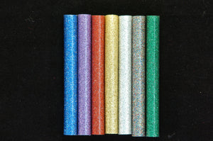 Glitter Hot Melt Glue Sticks