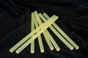 Black or Amber PolyTac Polyamide Hot Melt Glue Sticks